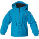 Isbjörn Storm Jacket Children blue
